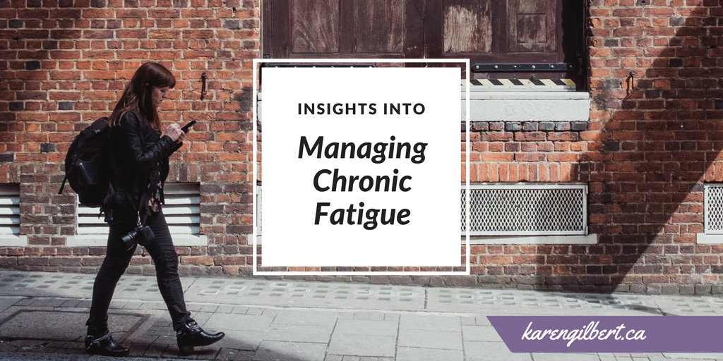 Insights Into Managing Chronic Fatigue with Mary Symons