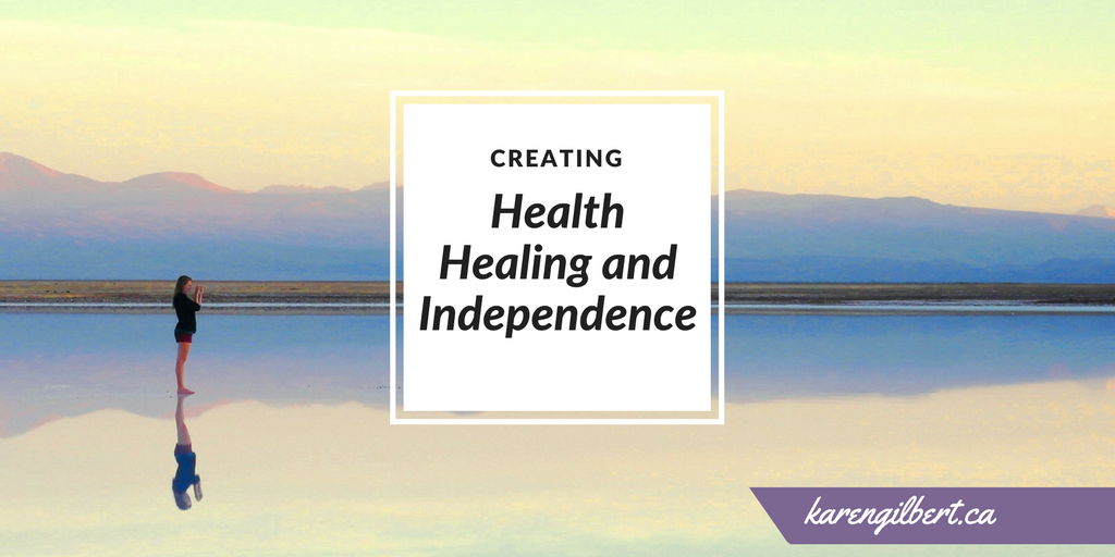 Creating Health, Healing and Independence with Janet Ottersberg