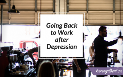 Going Back to Work after Depression with Adeena Wisenthal
