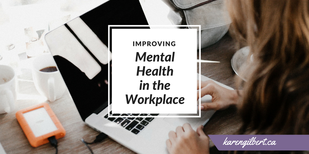 Improving Mental Health in the Workplace with Laura Kalef and Lydia Beck