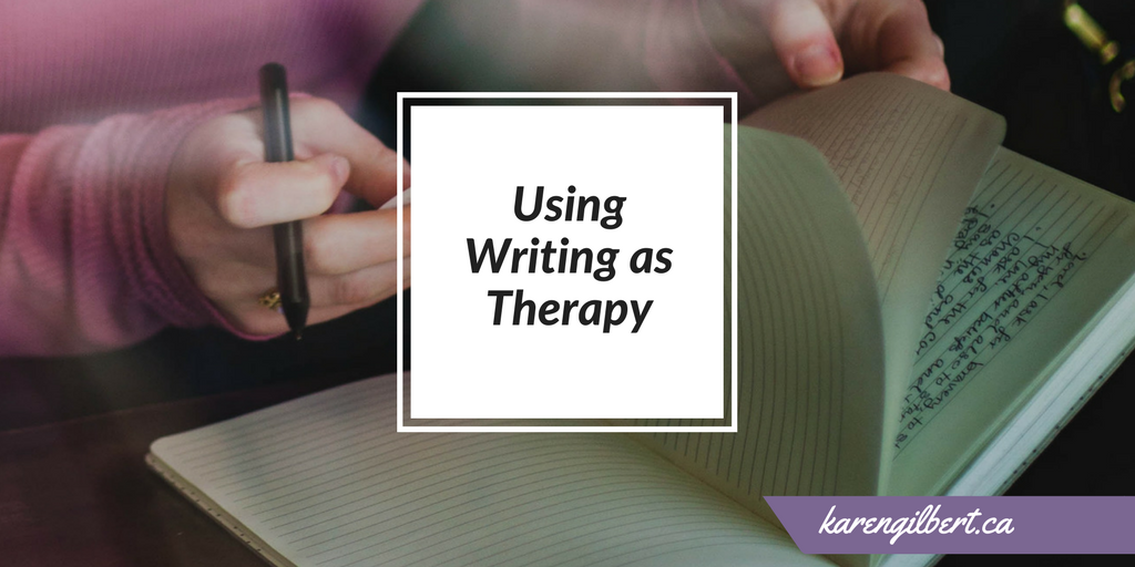 Using Writing as Therapy with Dr. Pauline Cooper