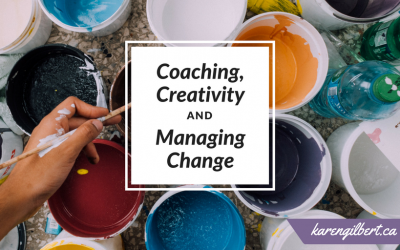 Coaching, Creativity, and Managing Change with Jen Gash