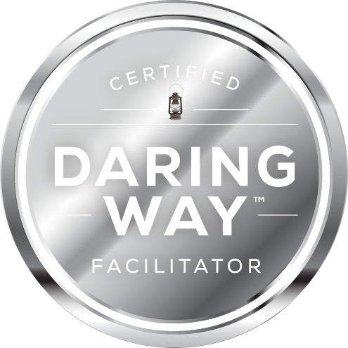 Daring Way Seal